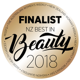 Living Nature's Ultra Rich Body Cream shortlisted finalist logo