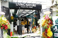 Living Nature Vietnam store and showroom