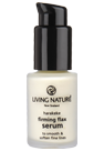 Living Nature Firming Flax Serum Promotion