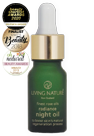 Living Nature Radiance Night Oil Promotion