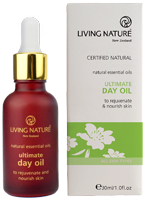 Living Nature Certified Natural Ultimate Day Oil