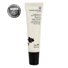 Living Nature Certified Natural Firming Eye Cream