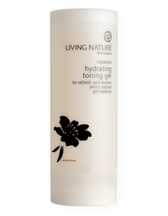 Living Nature Certified Natural Hydrating Toning Gel