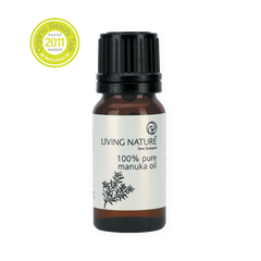 Living Nature Certified Natural 100% Pure Manuka Oil