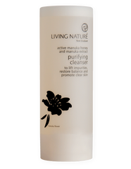 Living Nature Certified Natural Purifying Cleanser