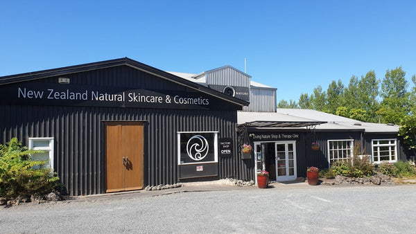Living Nature Kerikeri Factory