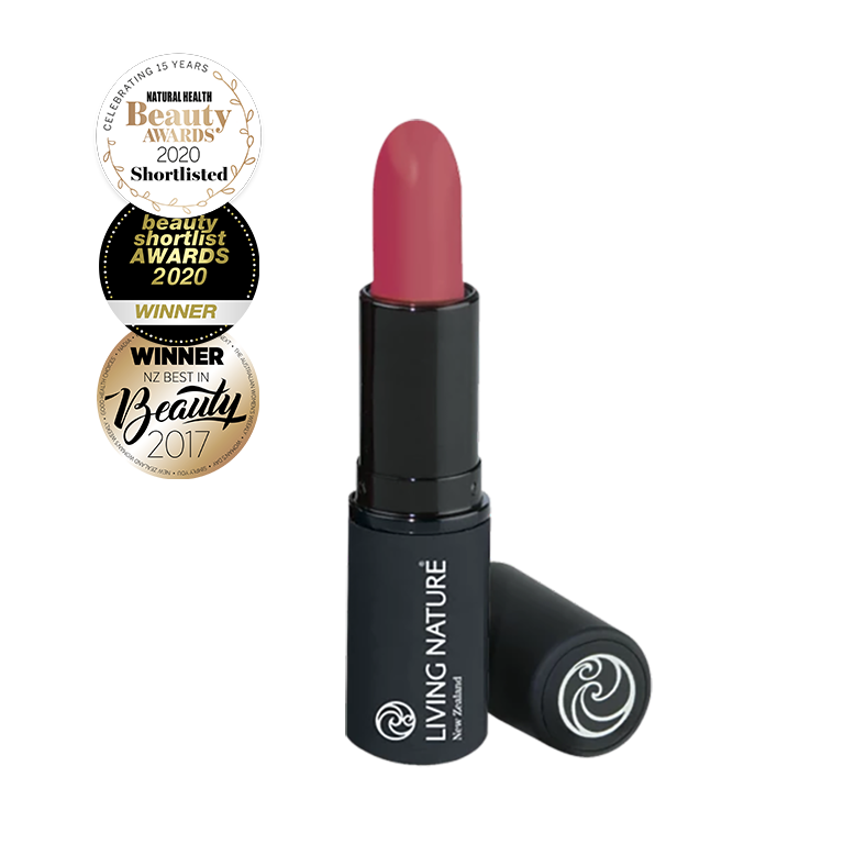 Living Nature Certified Natural Summer Rain Lipstick