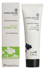 Living Nature Certified Natural Manuka Honey Gel