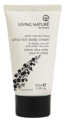 Living Nature Certified Natural Ultra Rich Body Cream