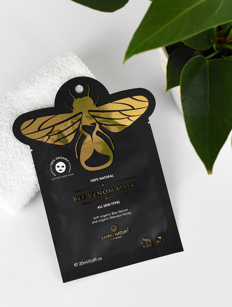 Bee Venom Mask Sachet