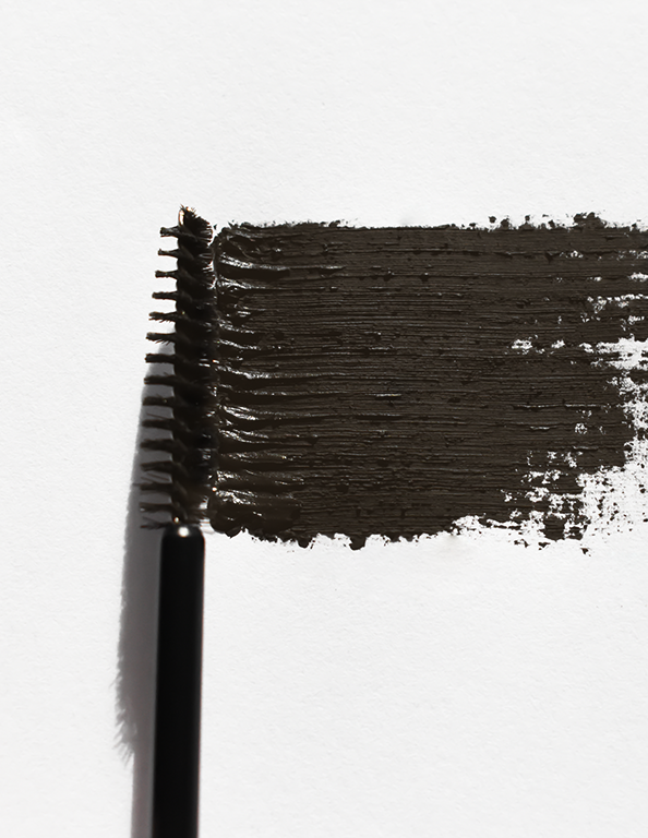 Mascara - Thickening Blackened Brown