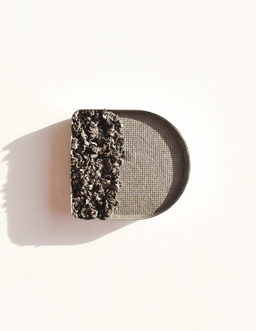 Eyeshadow - Pebble (Matte - dark grey)