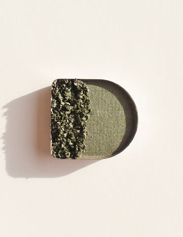 Eyeshadow - Greenstone (Shimmer - Dark Green)