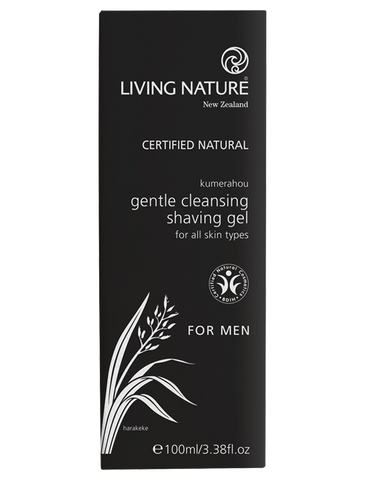 Gentle Cleansing Shaving Gel
