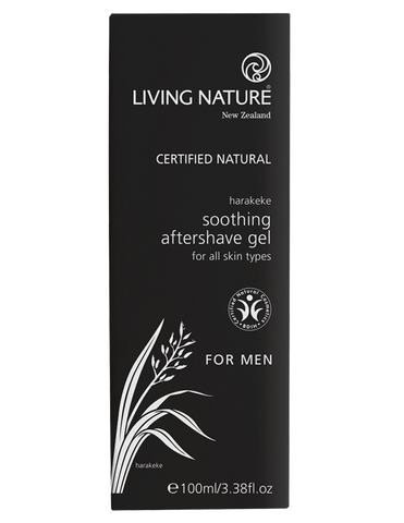 Soothing Aftershave Gel
