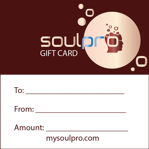 Soulpro Gift Card
