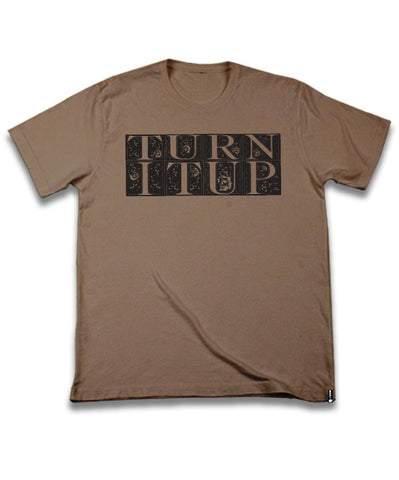 T-Shirt: Turn it Up