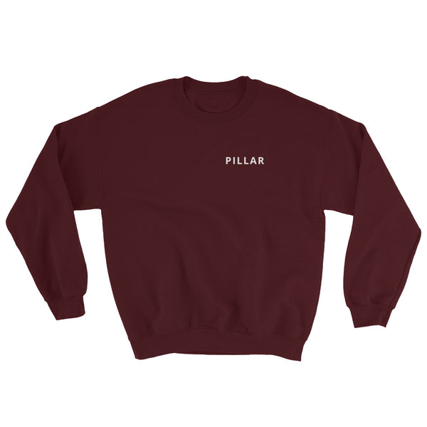 Sweater - Maroon