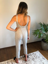Load image into Gallery viewer, SUNDAY BRUNCH ROMPER - GREY