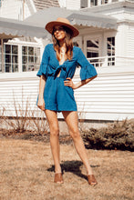 Load image into Gallery viewer, BLAIR BELL SLEEVE ROMPER