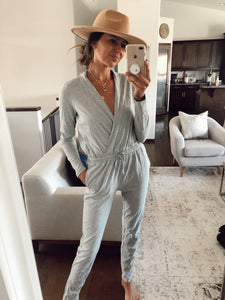 WORK FROM HOME ROMPER