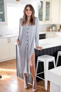 COMFIEST CALLIE MIDI DRESS