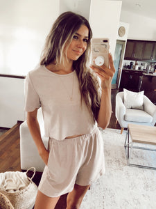 COZY TWO PIECE SET