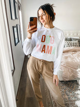 Load image into Gallery viewer, DOG MAMA CREW NECK