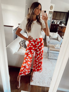 FINAL SALE - KENDALL FLARED PANTS