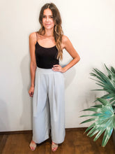 Load image into Gallery viewer, SAGE WIDE LEG PANTS