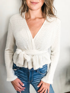 COCONUT CROP SWEATER
