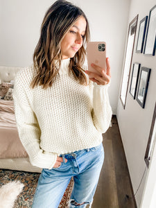 CAMPBELL KNIT SWEATER