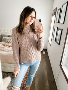 NATALIE SWEATER