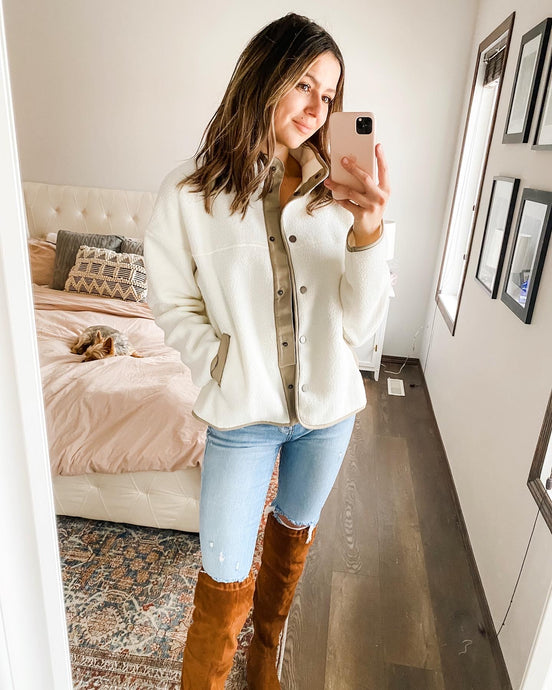 NOELLE COZY COAT