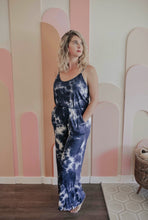 Load image into Gallery viewer, SALE - MADDOX TIE DYE JUMPSUIT