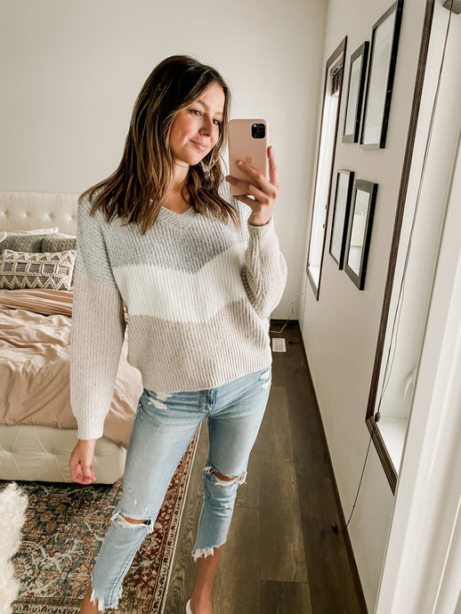 VALERIE SWEATER