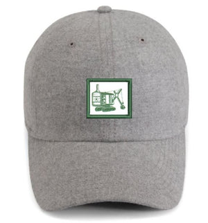 The Steamshovel Melton Wool