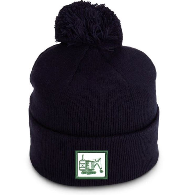 The Steamshovel Beanie