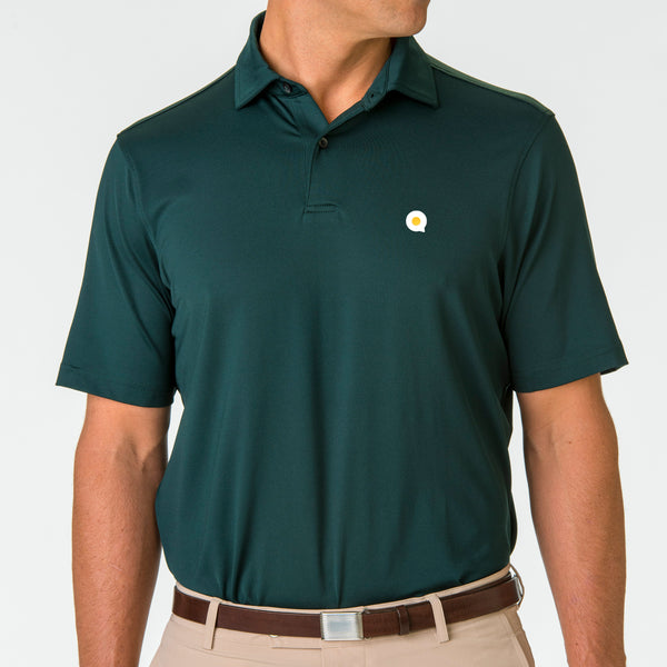 TFE Fairway & Greene Solid Jersey Polo