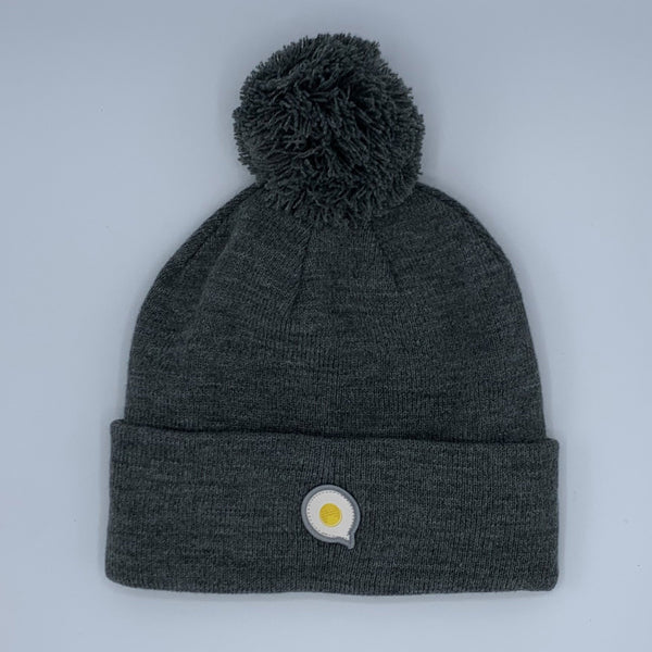 The Fried Egg Beanie