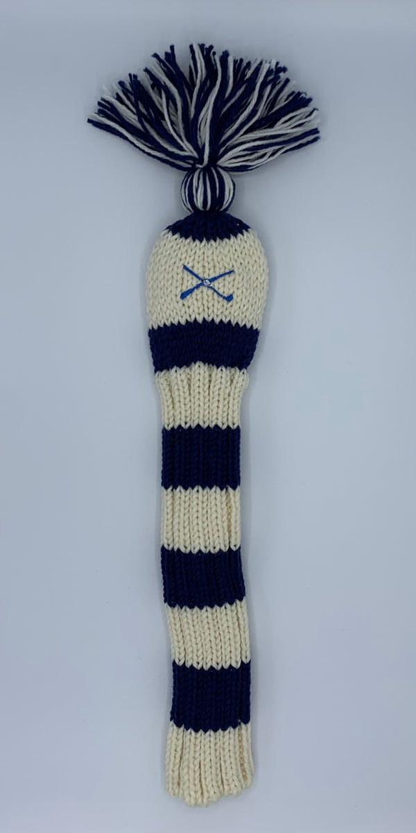 Shotgun Start Blue/White Headcover