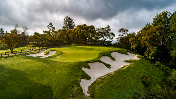 Pasatiempo's Famed 16th