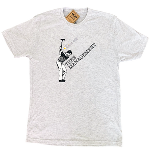 Swinging Axe Tree Management T-Shirt