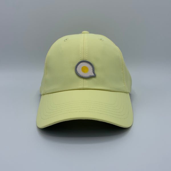 The Fried Egg Yellow Performance Hat