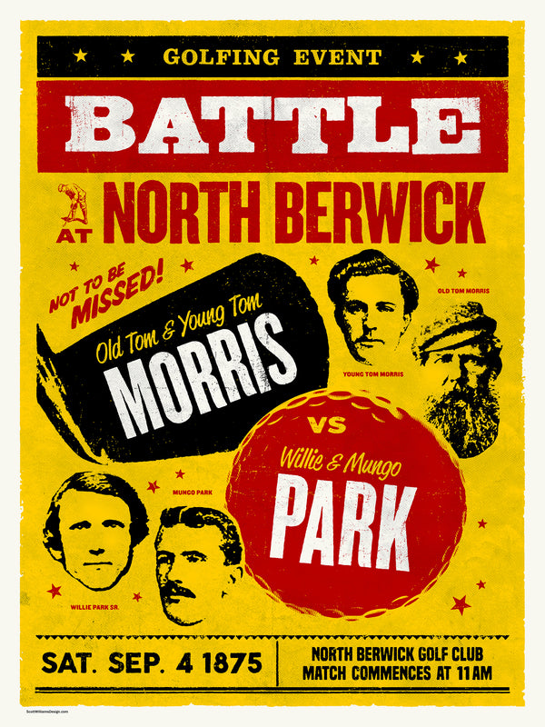 Battle at North Berwick