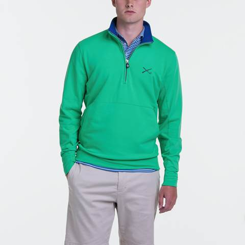 "Shotgun Start ""Butler"" Quarter Zip"