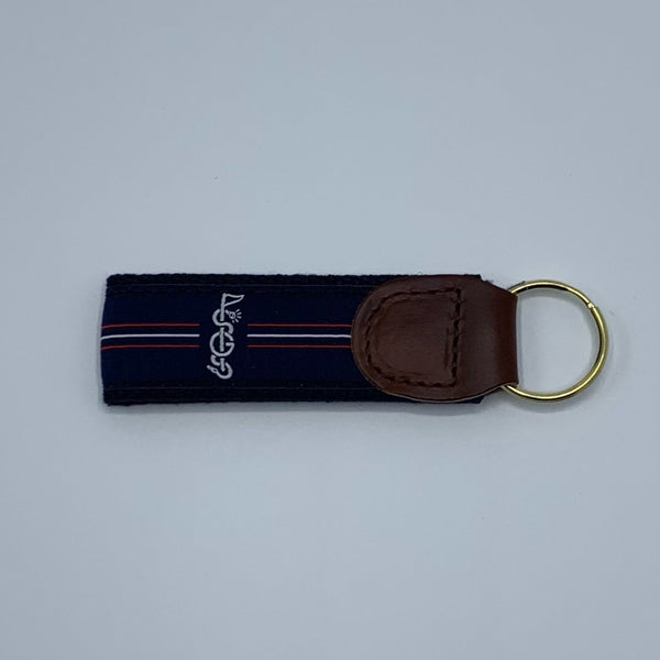 Shotgun Start Key Ring