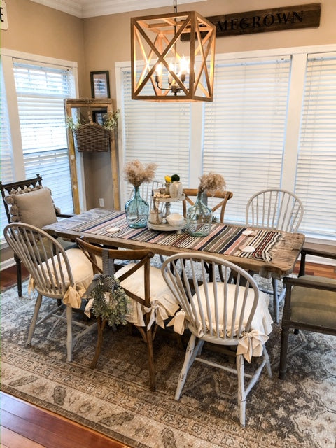 In-home styling: Rustic Kitchen Revival
