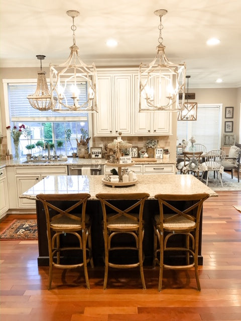 In-home styling: Farmhouse Kitchen