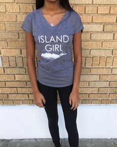 Long Island Girl T-Shirt - Urban Farmhouse Market